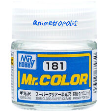 MR HOBBY Color C181 Super Clear (Semi Gloss  / Primary) 10ml