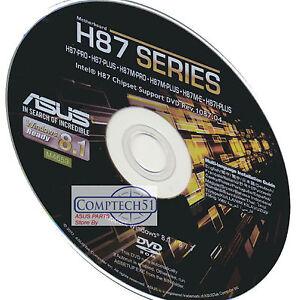ASUS H87I-PLUS Intel LAN Drivers Windows