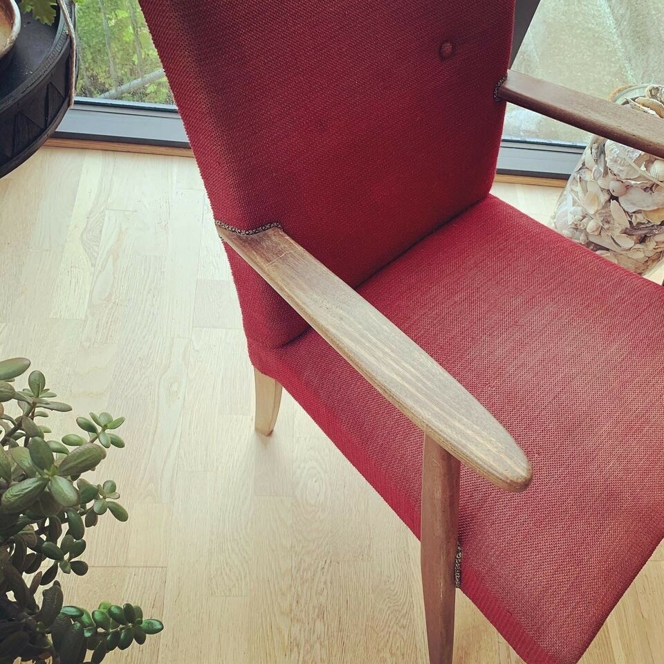 Anden arkitekt, Skøn lænestol
