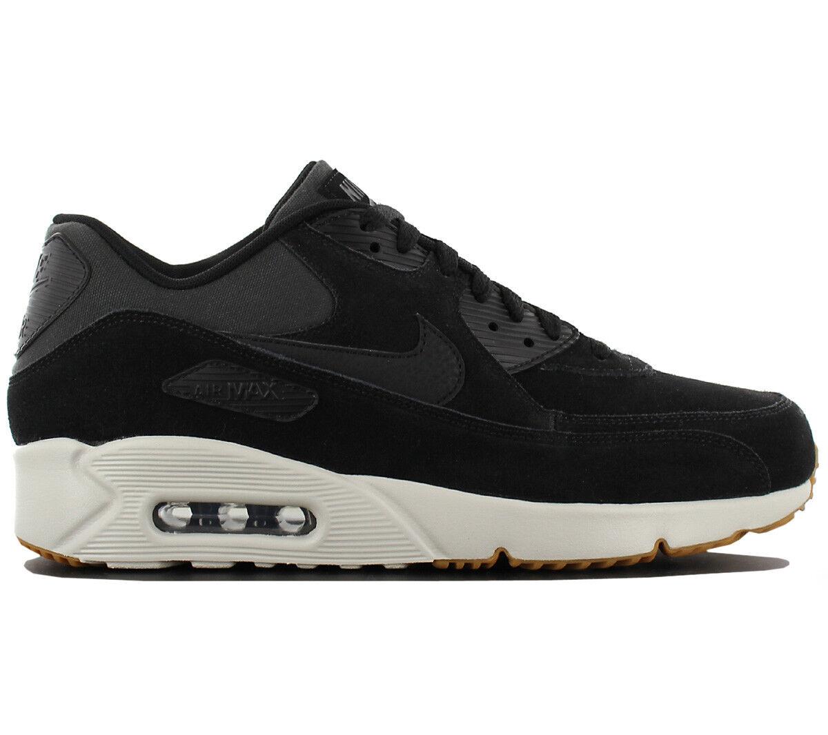 Nike Air Max 90 90 90 Ultra 2.0 Leather Ltr scarpe da ginnastica Scarpe Uomo pelle 924447-003 0e8a59