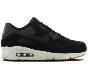 Nike Air Max 90 Ultra 2.0 Leather Ltr Men s Sneakers Shoes 924447 ... acc322a23