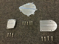 Motorized Bicycle Cnc Aluminum Side Covers