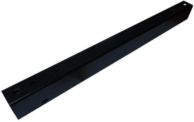 T IKEA Effektiv 4kant Rohr alte Serie Traverse 69cm