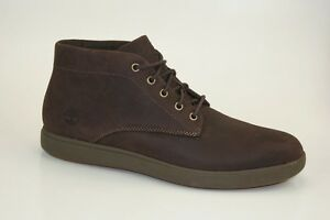 Timberland-hillburn-Chukka-Zapatos-De-Cordones-Zapatos-Hombre-Botas-Nuevo