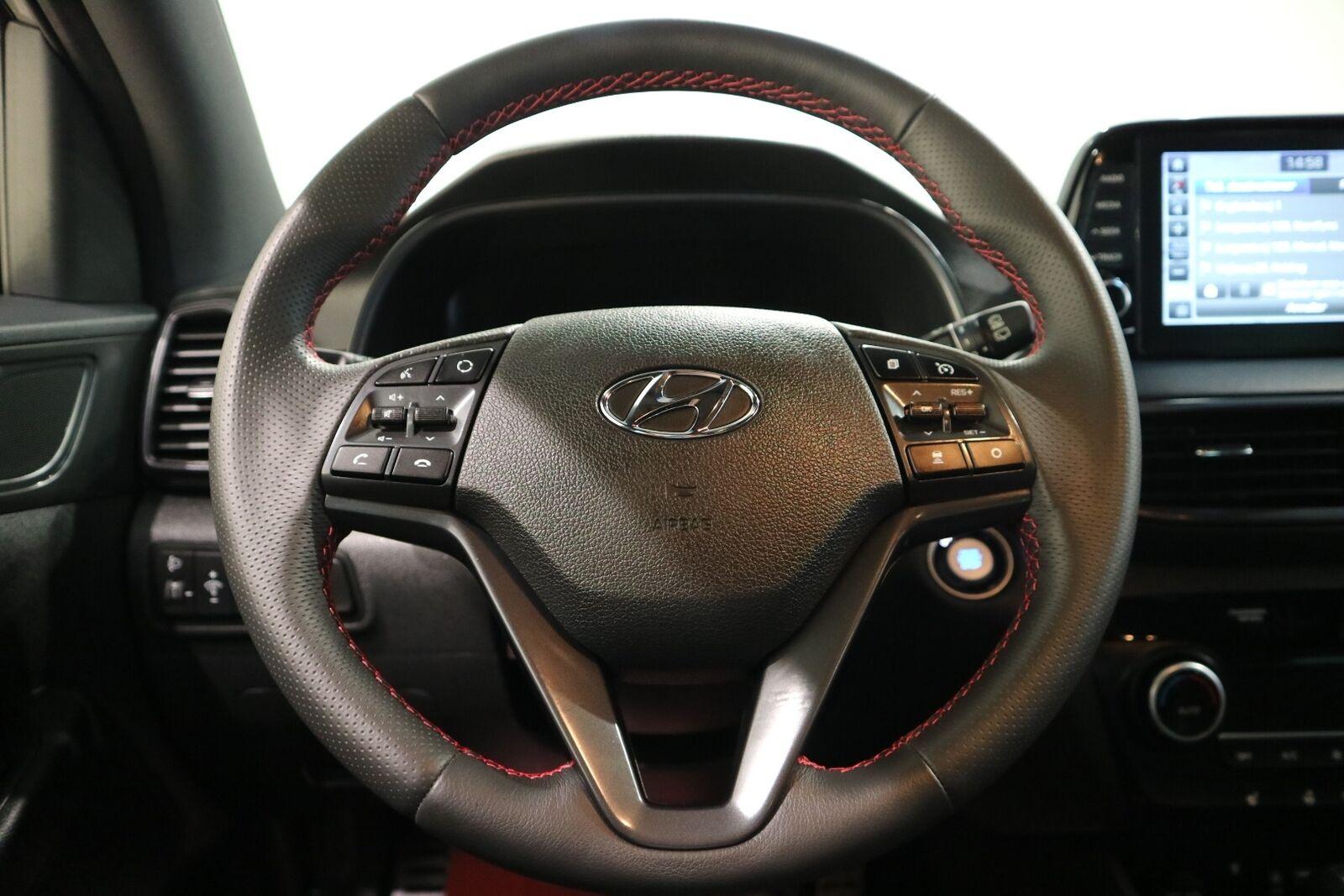 Hyundai Tucson 1,6 T-GDi N-Line DCT - billede 3
