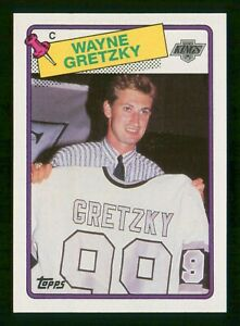 WAYNE-GRETZKY-SWEATER-1988-89-TOPPS-88-89-NO-120-EXMINT-34722