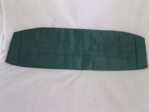 Bottle GREEN Self-tie Bow Tie /& Cummerbund Set Instruction-P/&P 2UK />/>1st Class