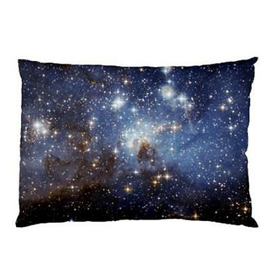Star Forming Region Nebula Galaxy Universe Outer Space Bed Pillow Case