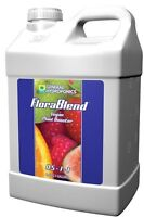 General Hydroponics Florablend 2.5 Gallon - Vega Flora Blend Compost Tea 2.5g