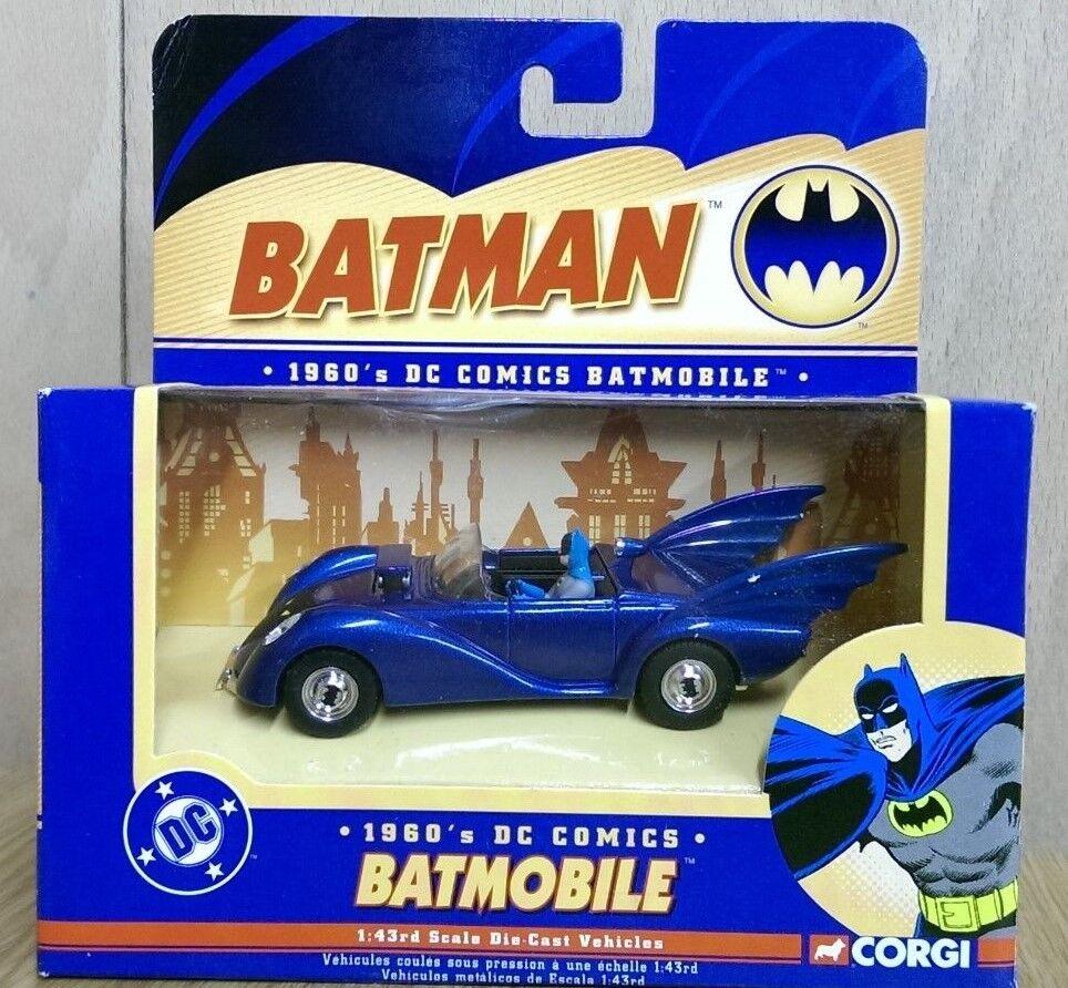 Corgi 77320 batman dc comics 1   43 jahre batmobil