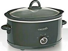 Crockpot SCV700-KC crock pot 7 quarts Charcoal SCV700-KC