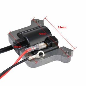 NEW-UNIVERSAL-IGNITION-COIL-TO-FIT-VARIOUS-STRIMMER-BRUSH-CUTTER-63mm-centres