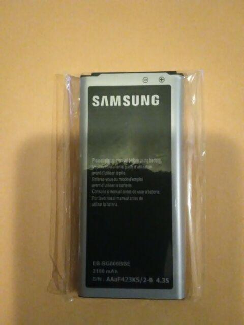 Original Battery for Samsung Galaxy S5 mini SM-G800