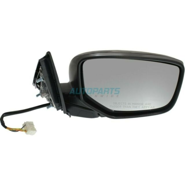 New Right Side Power Mirror Manual Folding Fits 2013-2018