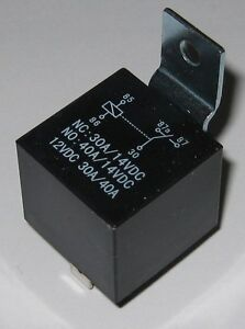 Heavy-Duty-12V-Automotive-Relay-30A-40A-Normally-Open-Normally-Closed