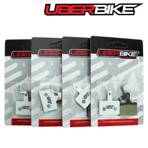 RACE MATRIX  4 PAIRS  Giant MPH ROOT- Uberbike Disc Brake Pads