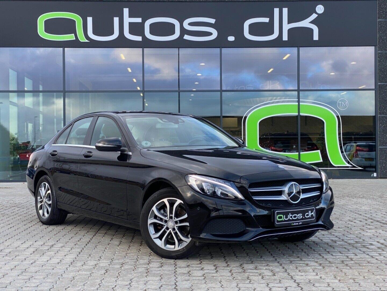 Mercedes C220 d 2,2 Business aut. 4d - 269.000 kr.