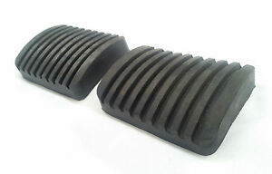 TOYOTA-LANDCRUISER-1969-1978-40-SERIES-CLUTCH-amp-BRAKE-PEDAL-RUBBERS-1-PAIR