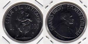 VATICANO-Papa-Giovanni-Paolo-II-100-Lire-1982-FDC