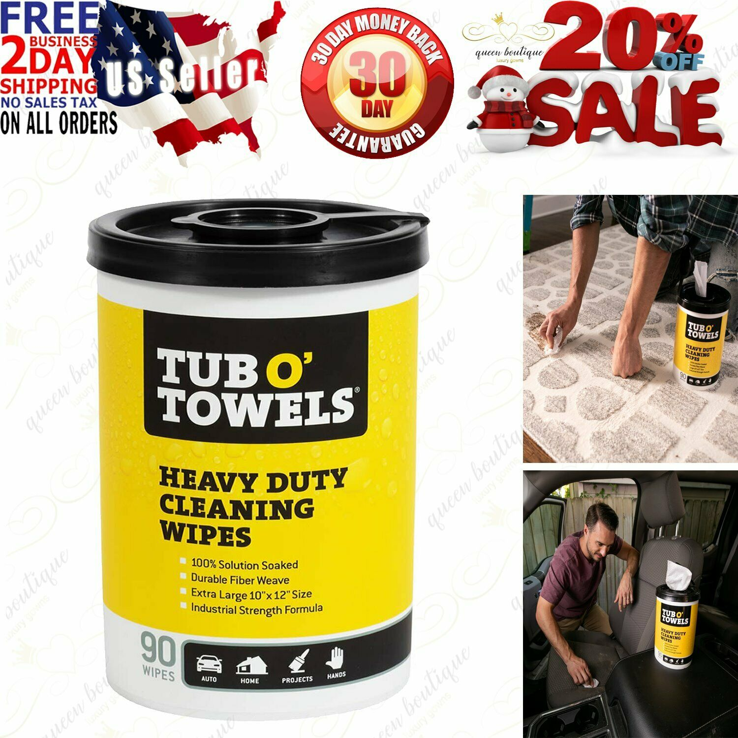 Heavy Duty Durable Floor Cleaning Cloths Ideal for Heavy Duty Cleaning
