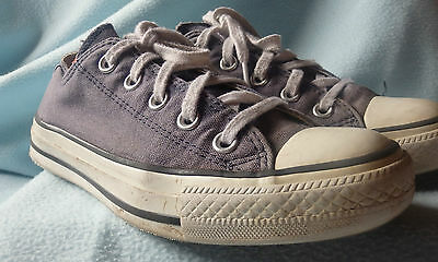 Converse All Star Chucks Ox Double Tongue Gr 36,5, Unisex