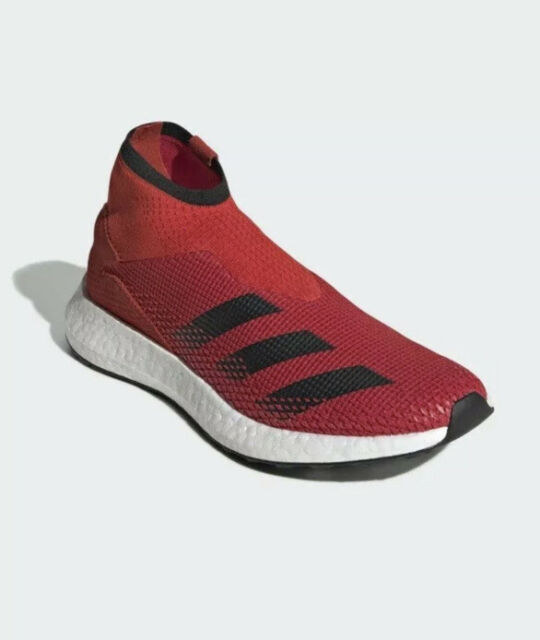 Size 11 - adidas Predator 20.1 Trainers Black Active Red