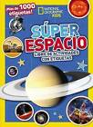 Super Espacio: Libro de Actividades Con Etiquetas by Thomas Nelson (Hardback, 2014)
