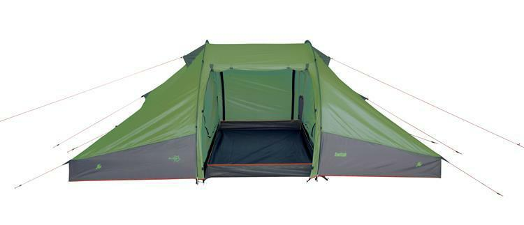 Bo camp tent carpa switch - 4 personas vis-a-vis-carpa WS = 3.000mm PVP 159,95 mira