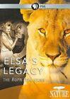 Nature Elsa S Legacy Born Story 0841887014243 DVD Region 1