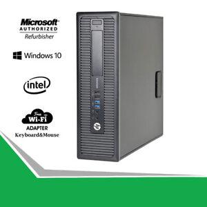HP-800-G1-SFF-Fast-Slim-Desktop-Computer-PC-Core-i5-4570-16G-RAM-1TB-HD-WiFi-Win