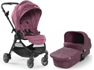 Details About Baby Jogger City Tour Lux Stroller W Bassinet Kit Pram Travel System Rosewood
