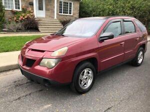 2005 Pontiac Aztek -