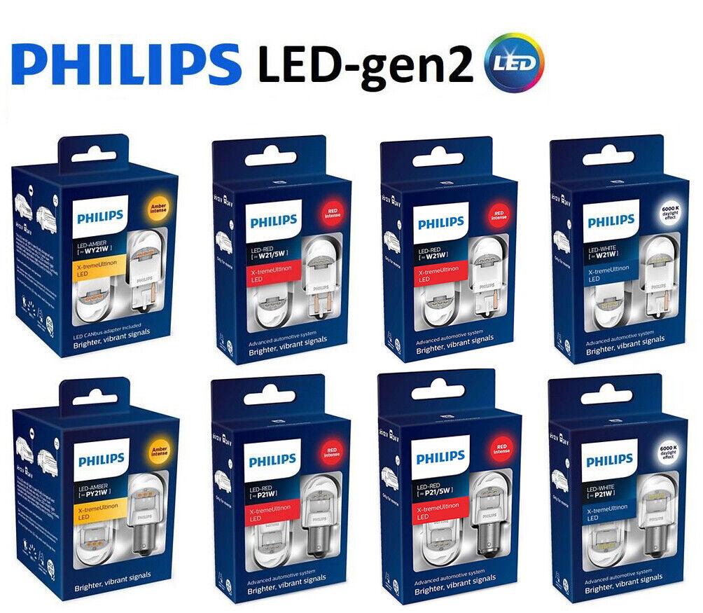 Philips X tremeUltinon gen2 W21W 6000K