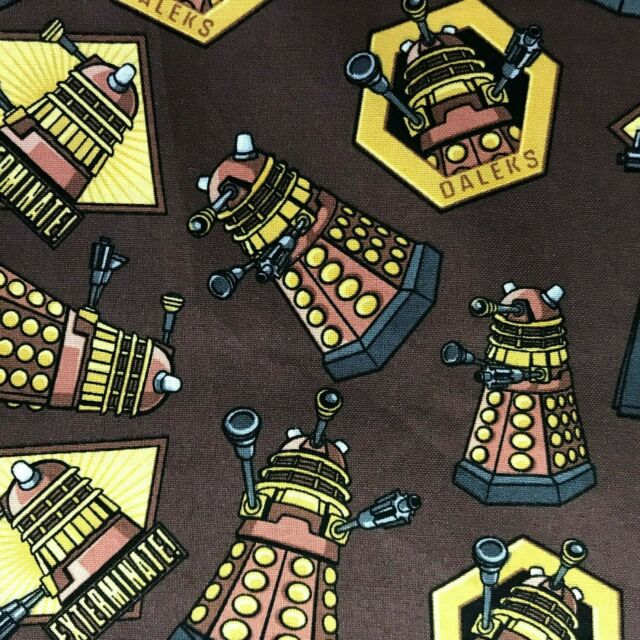 DOCTOR WHO EXTERMINATE CP57136