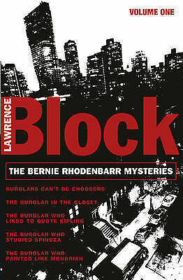 1 of 1 - The Bernie Rhodenbarr Mysteries: v. 1-ExLibrary