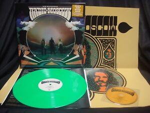 Radio-Moscow-New-Beginnings-LP-Green-Vinyl-CD-w-Poster-NEW-Flying-Eyes-Stoner
