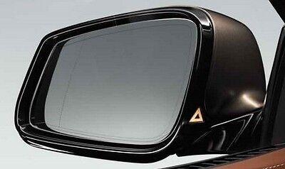 NEW GENUINE BMW F07 F10 F06 F12 F02 N//S LEFT LANE CHANGE DISPLAY WARNING 7349207