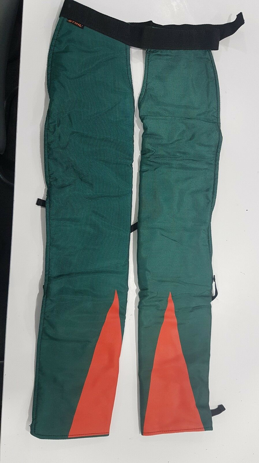 NEW Genuine Stihl Chainsaw Protective Safety Chaps   Leggings   Pants - Large