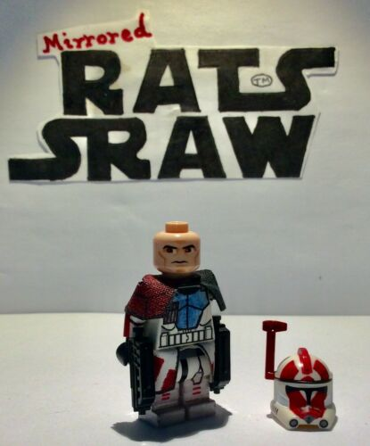 Clone Custom Troopers ARC Tpr Battlefront 2 Lego Star Wars minifigures