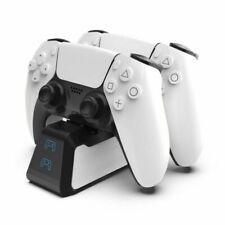 PS5 DualSense Controller Dualladestation PlayStation 5 muelle de carga para PS5 nos