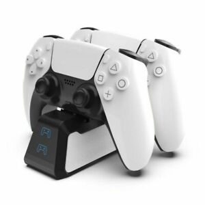 PS5 DualSense Controller Charging Station PlayStation 5 Charging Dock For PS5 US
