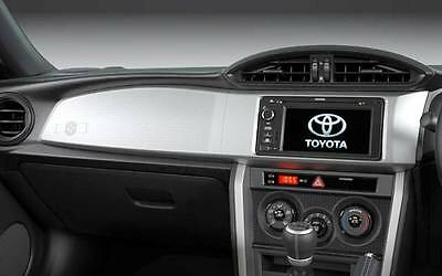 TOYOTA 86 INTERIOR DASH PANEL TRIM UPGRADE FROM JAN 15> NEW GENUINE ACCESSORY
