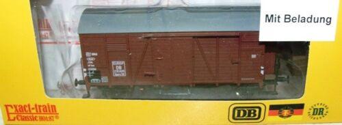 Epoche 3 Exact-train EX20265 DB Oppeln mit Beladung Bremserhaus//Gleitlager