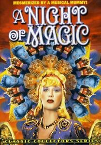 A-Night-of-Magic-DVD-1944-All-Regions-NTSC-US-Import-DVD-NCVG-The