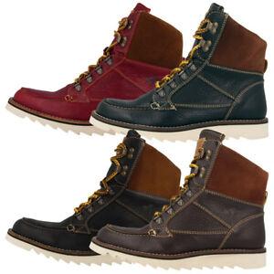 Details about Kangaroos Chieftain Boots Shoes Boots 47025 Skywalker Woodhollow Riveter show original title
