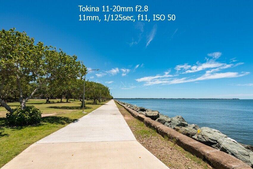 vidvinkel zoom, Tokina, 11-20mm F2.8 PRO