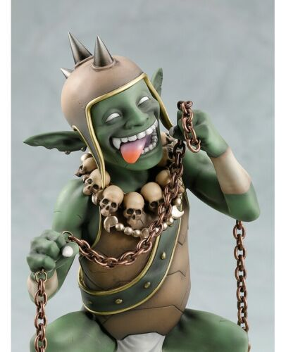New Native FROG Goblin Imprisoned Queen Pharnelis 1//6 PVC Figure Japan #1513