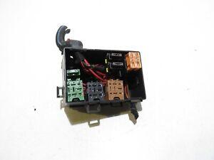 vauxhall astra g mk4 98-04 engine bay fuse box relay box & housing 90560119  | ebay  ebay