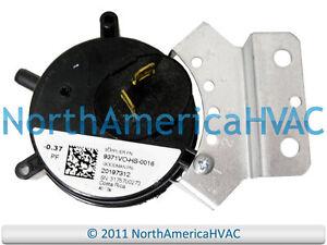 "Goodman Janitrol Amana Furnace Vent Air Pressure Switch 20197312 0.37/"""