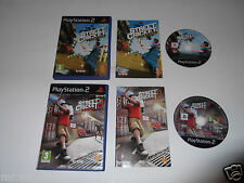 STREET CRICKET CHAMPIONS & STREET CRICKET CHAMPIONS 2 for PLAYSTATION 2
